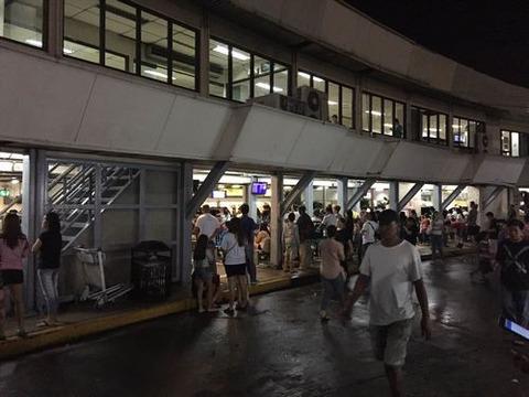 マニラ空港 (2)