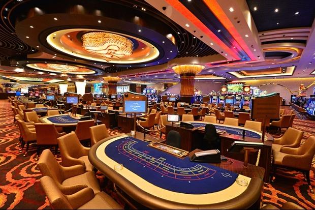 カジノのあるホテル