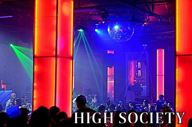 アンヘレスの夜遊びHigh Society