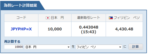 PHP-JPY