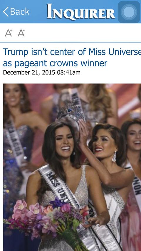 Miss Universe Pia Alonzo (1)