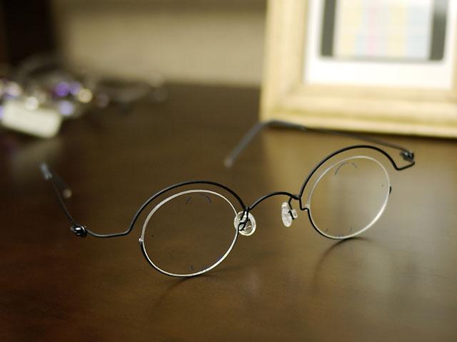 Concept「Y」/コンセプトワイ・クラシック丸眼鏡