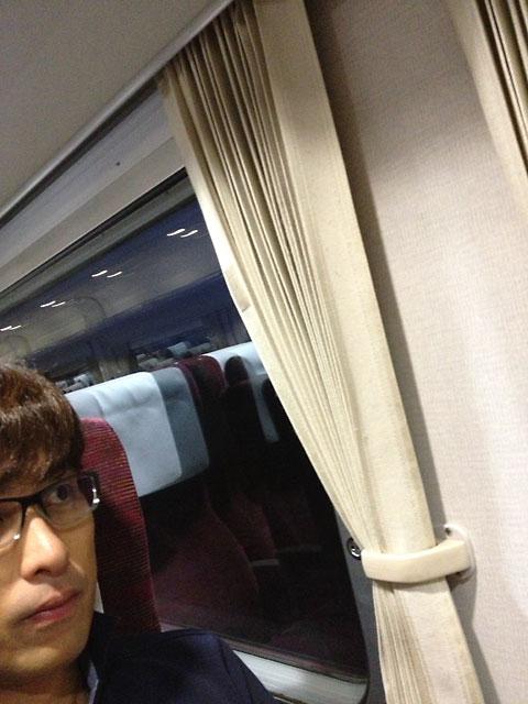 横田流フィッティングセミナー・エキスパートコースへ出発