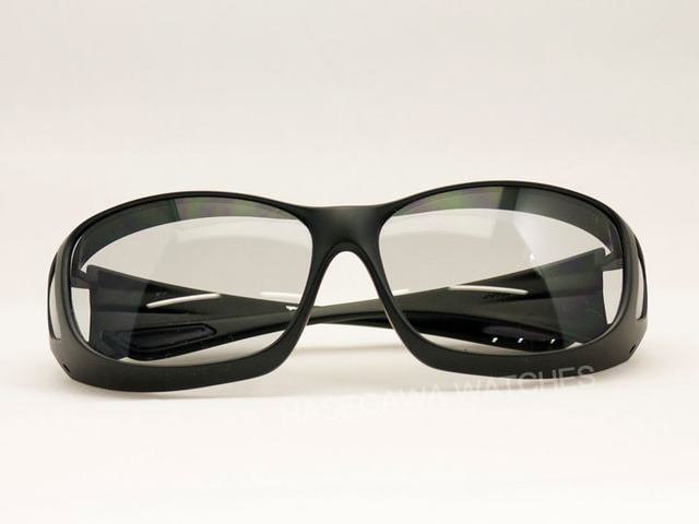 東海光学遮光眼鏡ビューナルTypeMブラック、ラージ男性大人用