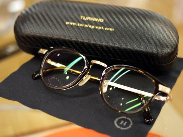 TURNING Step、ターニングステップ鯖江職人の手作りクラシカル眼鏡