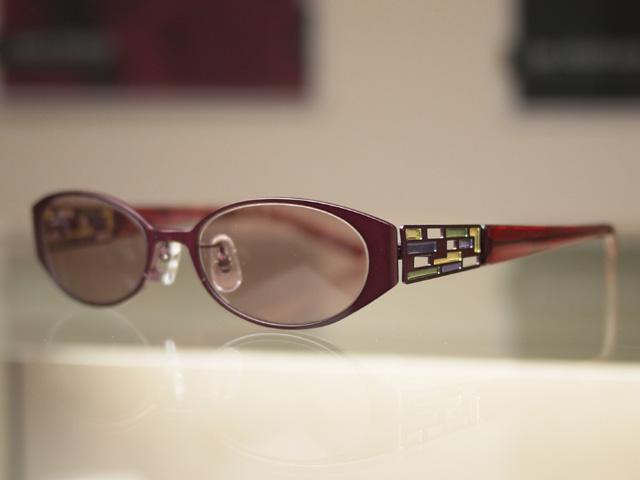 GOSH(ゴッシュ)メガネをサングラスに加工