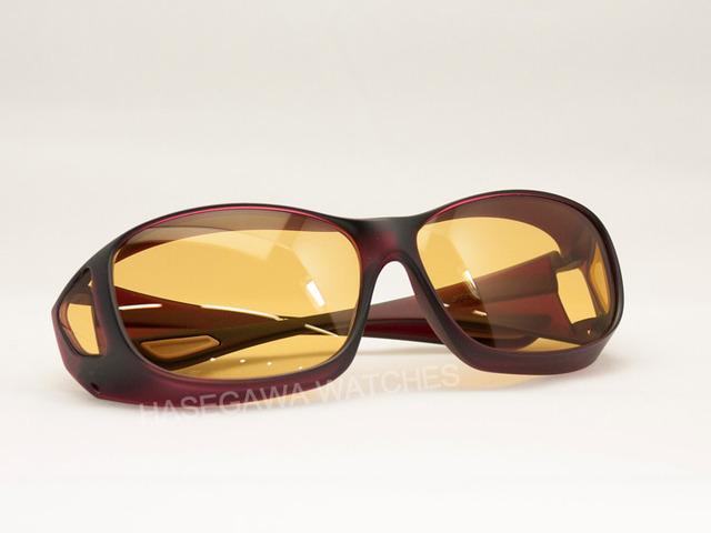 東海光学遮光眼鏡ビューナルTypeMマッドローズLサイズ男性用