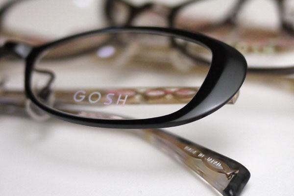 GOSH/ゴッシュ GO-572 COL.1(ブラック)
