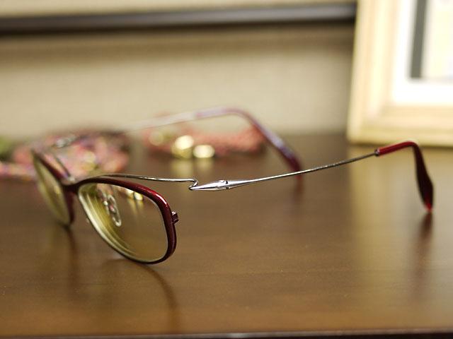 福井県鯖江市産の眼鏡hamamoto HT-088