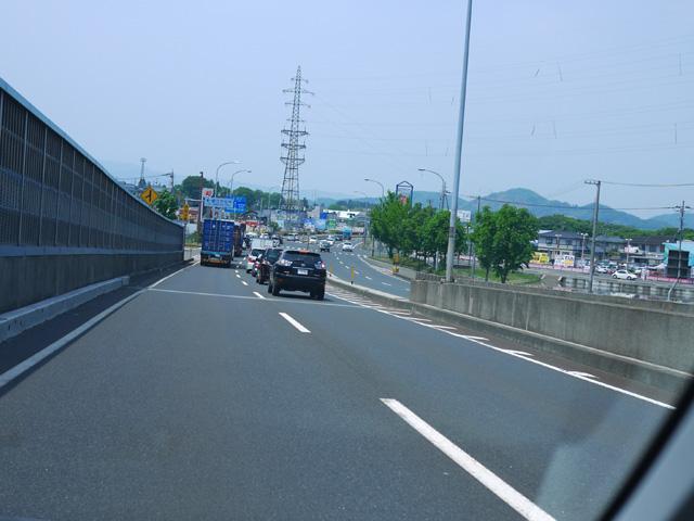 鯖江市内をドライブ01