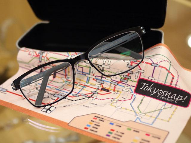 東京スナップ,tokyosnapシートメタルの国産眼鏡