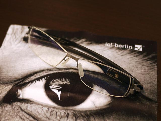ic!Berlinアイシーベルリンryoma s.坂本龍馬モデル眼鏡完成