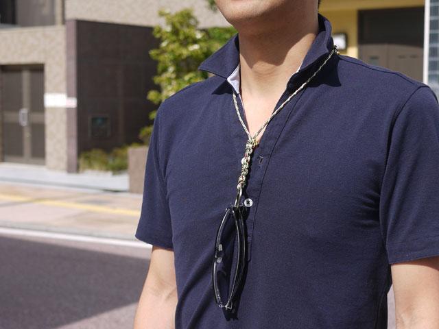 ディフューザー・グラスホルダー/メガネ装着写真