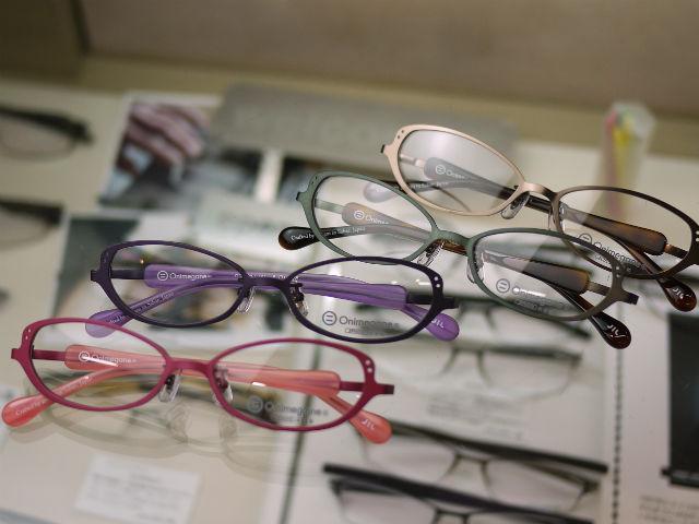 Onimeganeオニメガネ、純鯖江産の徹底した品質の国産眼鏡