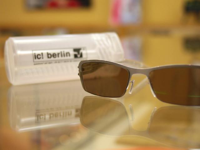 ic!berlinアイシーベルリン、ドイツの軽量眼鏡フレーム