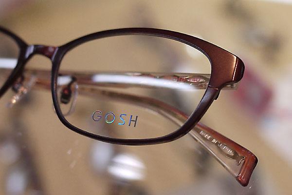GOSH/ゴッシュ GO-573 COL.3(レッド)
