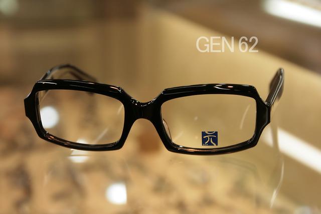 眼鏡フレーム「元(げん)」62 メガネGEN