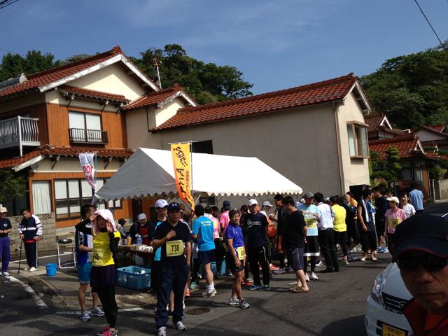 2013えびすだいこく100kmマラソン・エイド