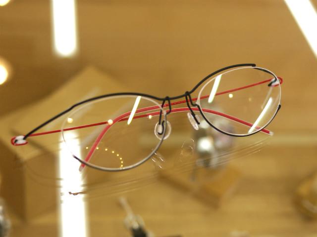 デザイナー「兵井伊佐男」のセミオーダー眼鏡