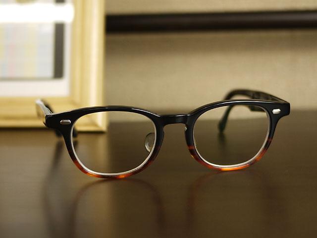 谷口眼鏡TURNINGターニング165 メガネ完成