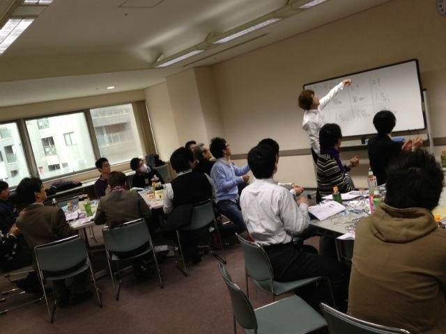 横田流フィッティングセミナー講義講習