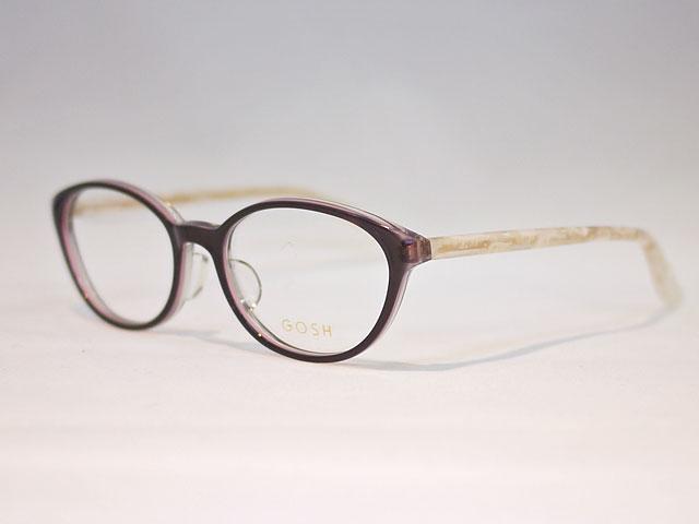 レディース女性用眼鏡ツートンの黒とパステルカラー