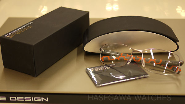 PorscheDesign(ポルシェデザイン)【メガネ眼鏡】フレーム