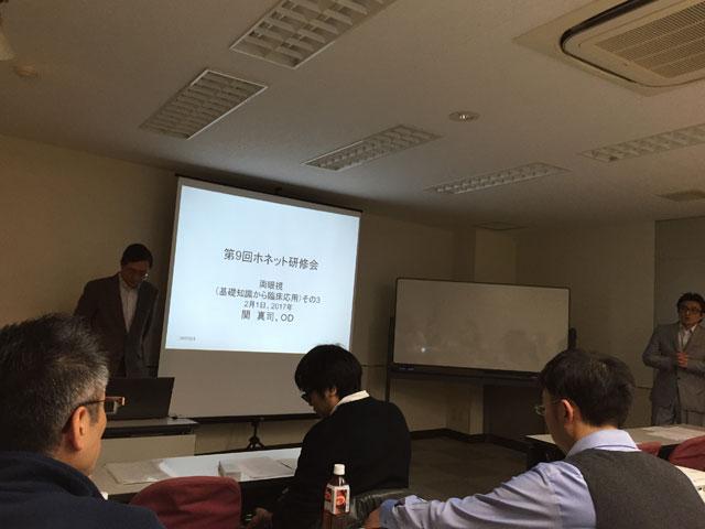 関先生・キクチ眼鏡専門学校の元校長による両眼視セミナー