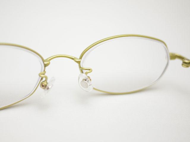 鯖江産眼鏡パサパの鼻パッド