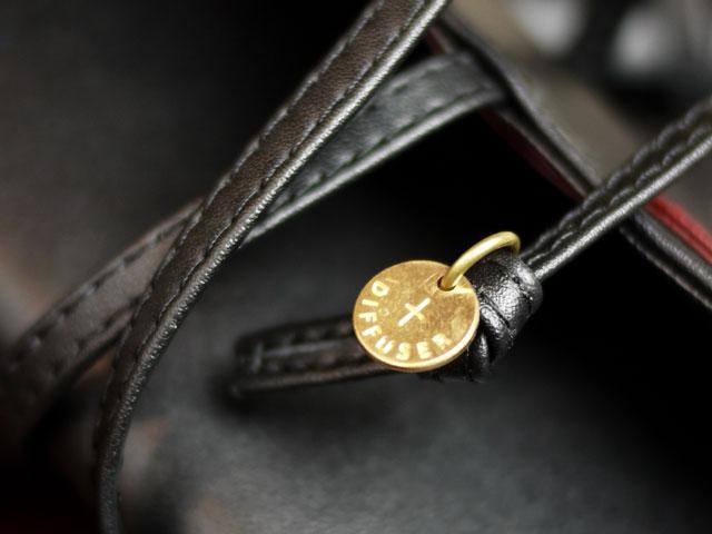 デュフューザー・メガネケース・ペンケース真鍮プレート
