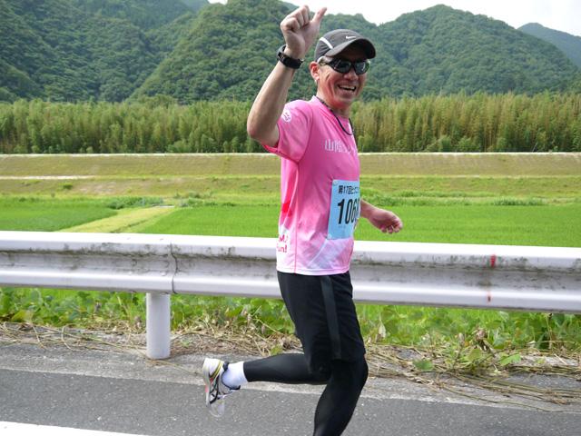第17回 ピクニックラン桜江 キャップ・スタート後