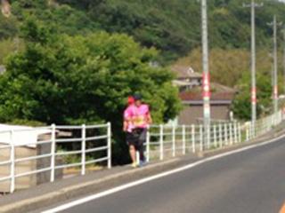 2013えびすだいこく100kmマラソン・デッドヒート3