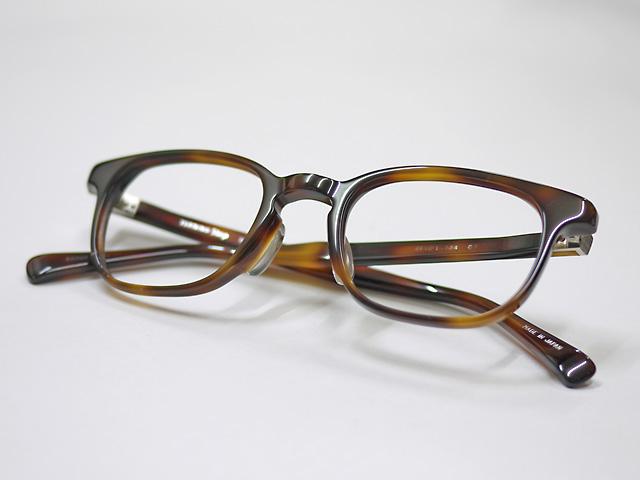 ターニングステップの眼鏡フレーム全体が綺麗に復活しました。