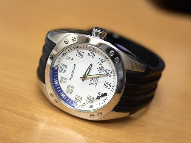 バーセロイ腕時計・修理・秒針取れ