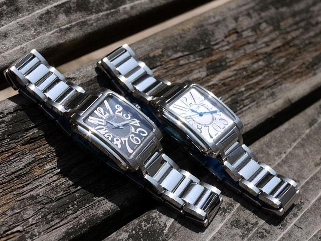 サントノーレ時計マンハッタン・ブレスレット仕様が入荷