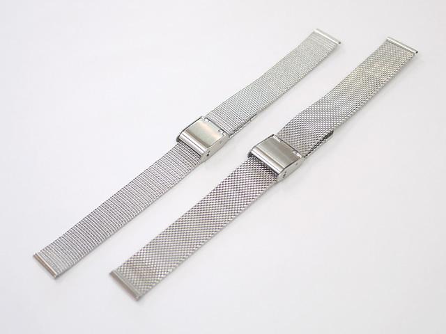 CASSISカシス新作のレディース腕時計用メッシュ金属バンド