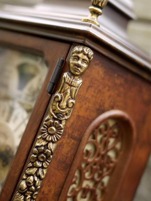 WUBA (Warmink)オランダ ワルミンク社製置き時計、飾り
