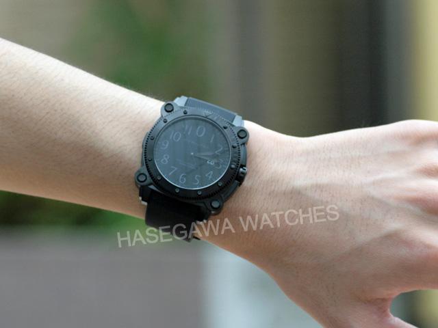 映画オデッセイのマットデイモン着用腕時計ハミルトンBeLOWゼロ1000
