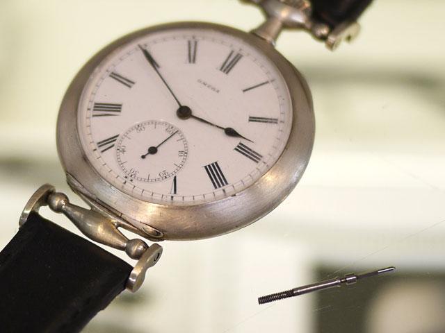 パリ博覧会グランプリ1900竜心別作アンティーク腕時計