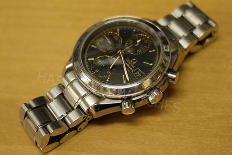 オメガ・スピードマスター腕時計