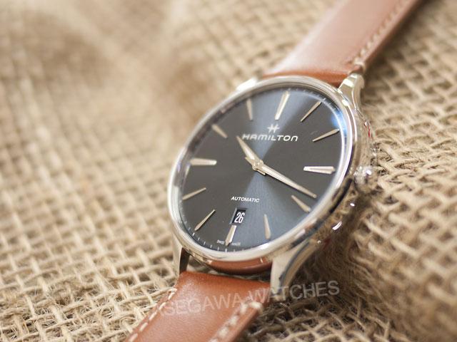 薄型時計ハミルトン