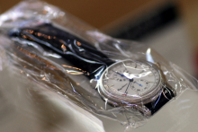 $やっぱり時計が好き! ハミルトン・オリス・ノモス・腕時計-エポスの腕時計の修理が完了