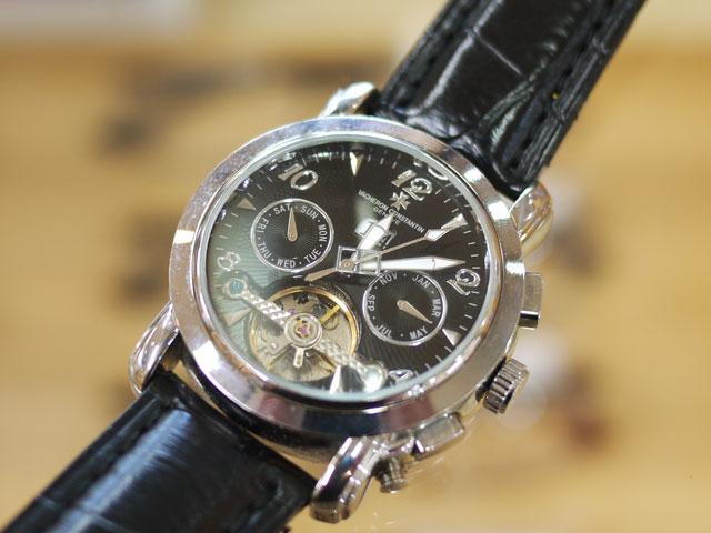 腕時計カレンダー枠外れ修理