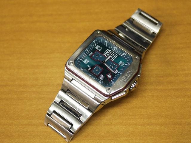 BREIブレイルL腕時計BW0392Bイタリア、クロノグラフ