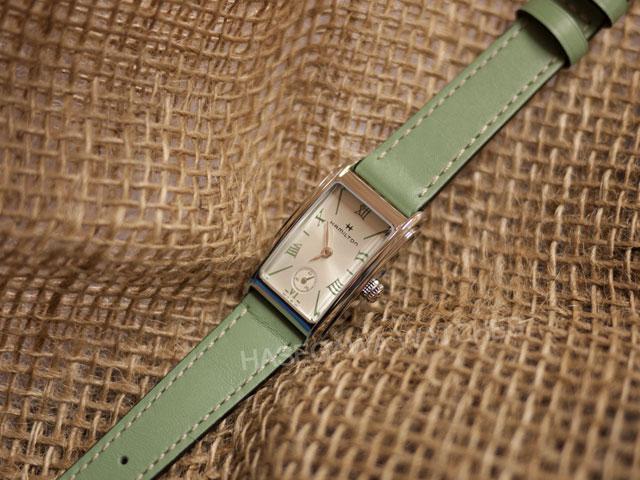 時計ハミルトン