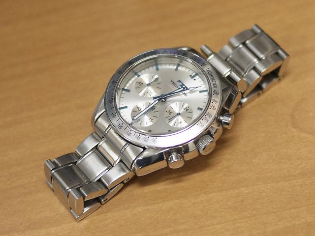 テクノス腕時計・修理お預かり