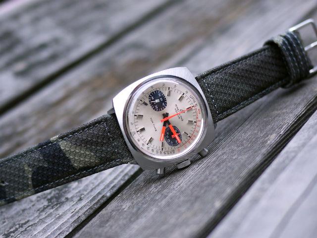イタリア腕時計用ベルト、モレラートをブライトリングに