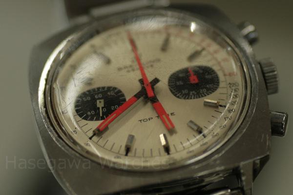 ブライトリング腕時計 Top Time 2211 修理1