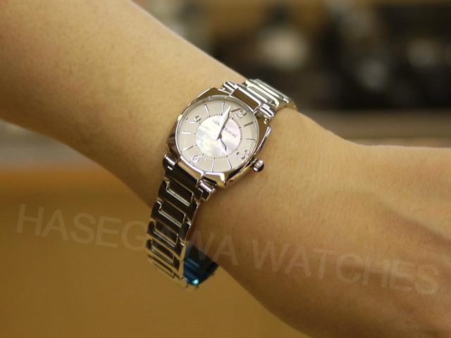 フランス腕時計サントノーレ 女性用レディース新作クッション型
