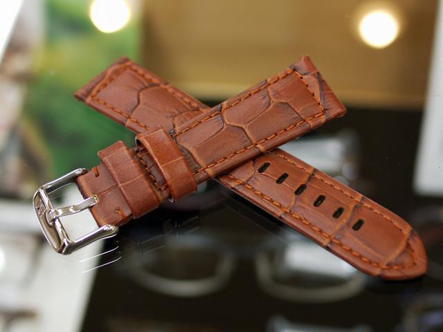 イタリア製の腕時計用ベルト老舗モレラートMORELLATOのボテロBOTERO
